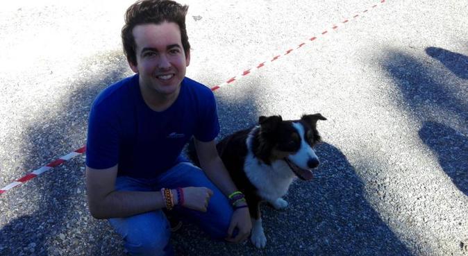 Amante de los perretes forever, canguro en Alicante