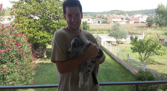 Educant en positiu, canguro en Girona