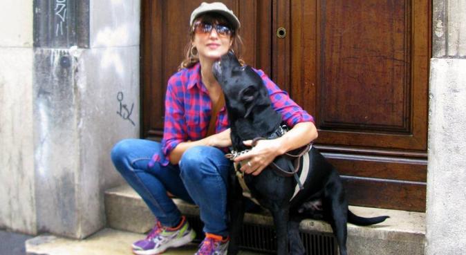 Toutes truffes au vent! Cuddles & walkies to give!, dog sitter à Marseille