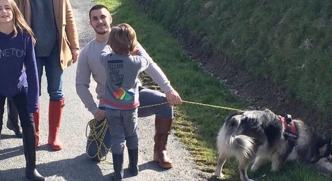 Étudiant aimant s'occuper de nos amis poilus, dog sitter à Rennes