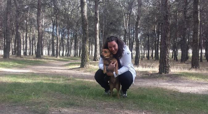 La casa de las mascotas, canguro en Getafe