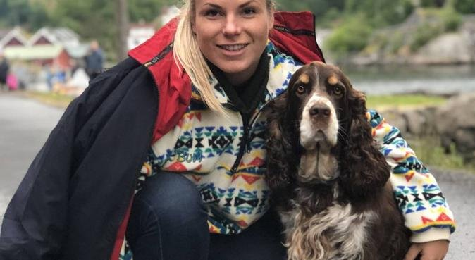 Helgepass, kos, lufting og lange turer i Østmarka, hundvakt nära Oslo