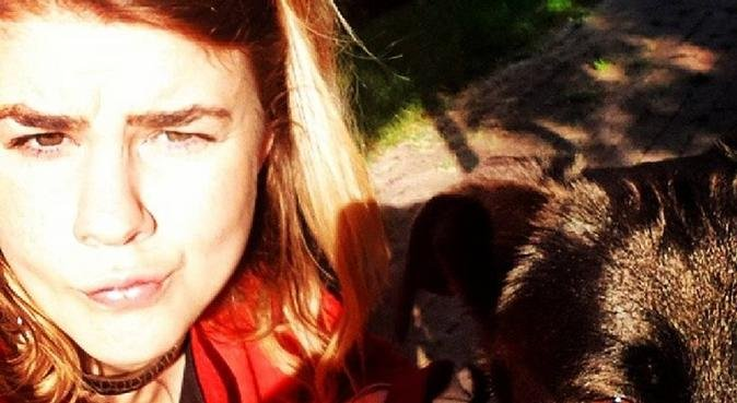 i cani sono felici quando sono in compagnia., dog sitter a Bologna