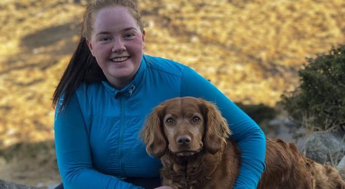 Trenger hunden din en turkamerat?, hundepassere i Tjelta, Norge