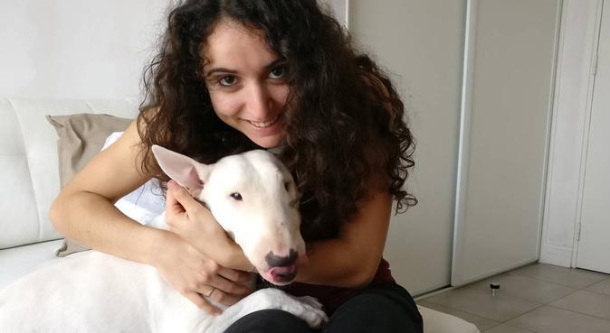 Petsitteuse dévouée à Montpellier, dog sitter à Montpellier