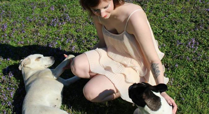 Passeggiate e coccole in allegria, dog sitter a Sarmeola