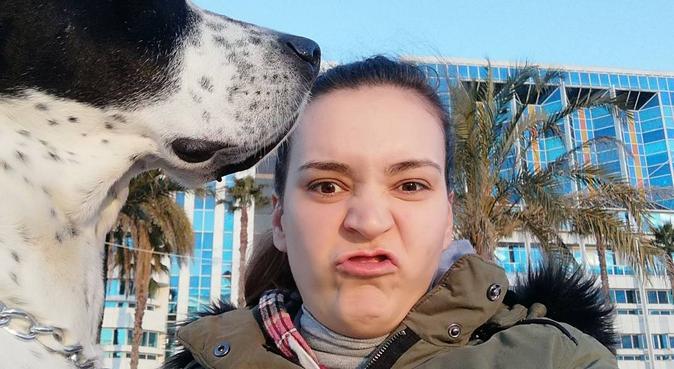 La balade des chiens heureux, dog sitter à Nice