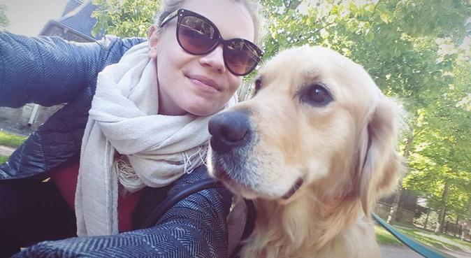 Séjour chez une passionnée de toutous, dog sitter à Nancy