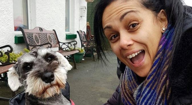 Looking for dogs to cuddle and walk, dog sitter in Belfast