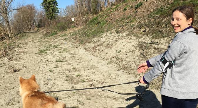 Studentessa offre super passeggiate e tanto amore, dog sitter a Pisa