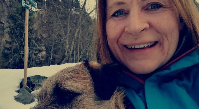 Hundepasser'n i Bærum - 2 min. til skogen, hundepassere i RYKKINN