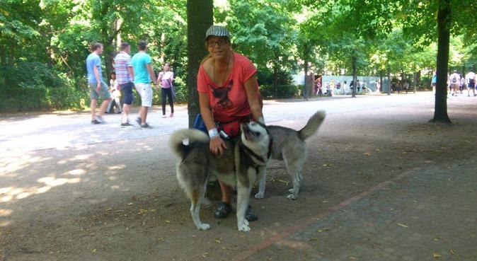 liebevolle kompetente Hundebetreuung aller Art, Hundesitter in Berlin