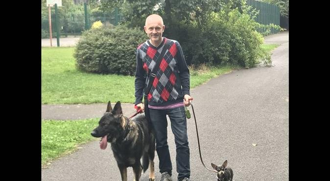 Experienced Dog Walker/Owner/Boarder for SW6 & W6, dog sitter in London