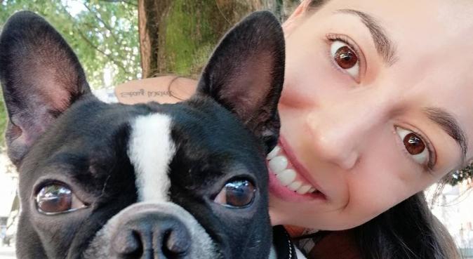 Compagna di passeggiate per il tuo amico a 4 zampe, dog sitter a Modena