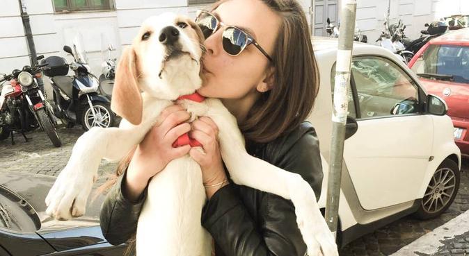 Divertiamoci al parco con Sadie, dog sitter a Roma, RM, Italia