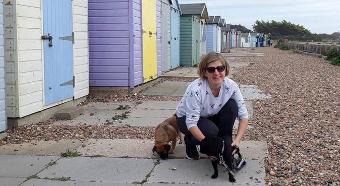 Doggy day care in Horsham, dog sitter in Horsham