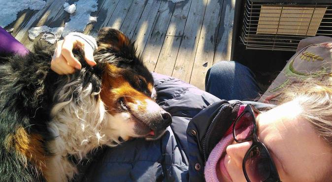 Voksen, omsorgsfull 🐕passer i landlige omgivelser, hundepassere i Fredrikstad