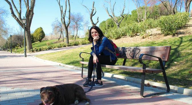 Hogar feliz para animales :) y DogWalker, canguro en Madrid, España