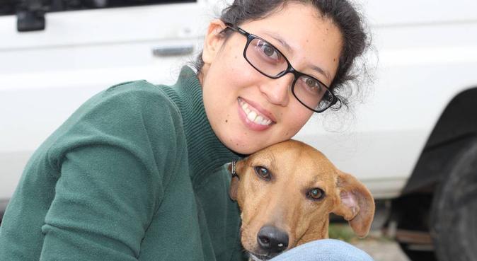 Consintiendo a tu perro, canguro en Barcelona