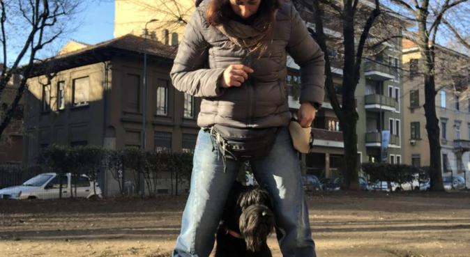 Passeggiate e oltre ai nostri amici a 4 zampe, dog sitter a Milano