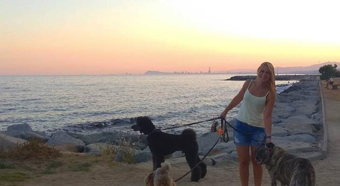 Paseadora de perros / Canguro a domicilio, canguro en Vilassar de Mar, España