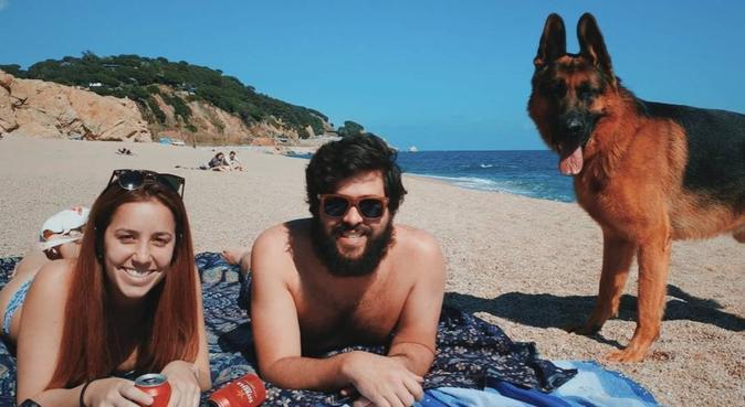 Una familia que cuidará a los de tu familia, canguro en Barcelona