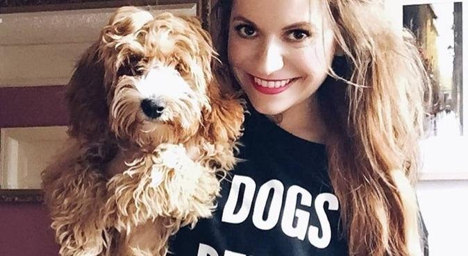 Actress & Animal Lover Tiffany Haynes, dog sitter in London