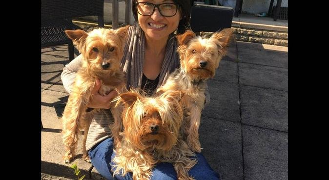 I love dogs and they love me, dog sitter in London