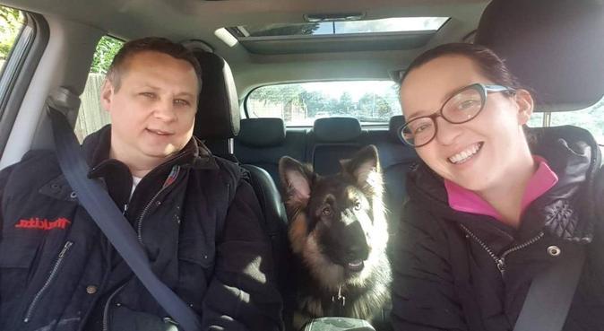 HAPPY PAWS, dog sitter in Uxbridge