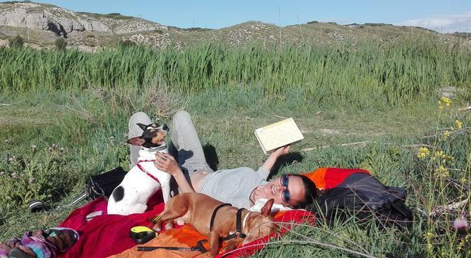 Profunda amante de los perros., dog sitter in Alicante
