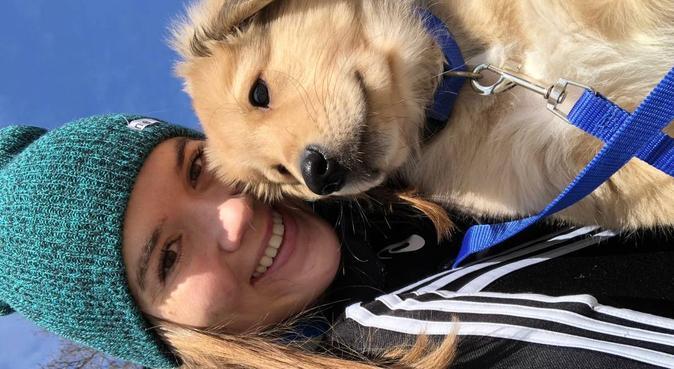 Active and caring dog buddy 💕🐕, hundvakt nära Hässelby