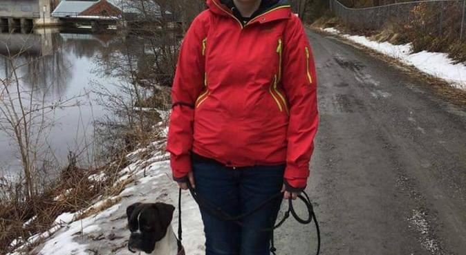 Ut på tur, aldri sur :), hundepassere i DAL