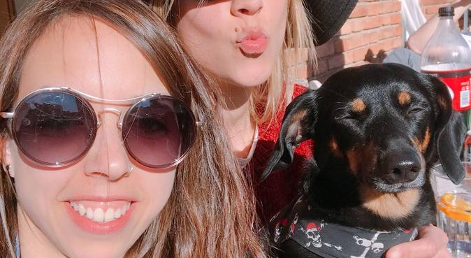 Paseadora molona de perros, canguro en Cornellá de Llobregat