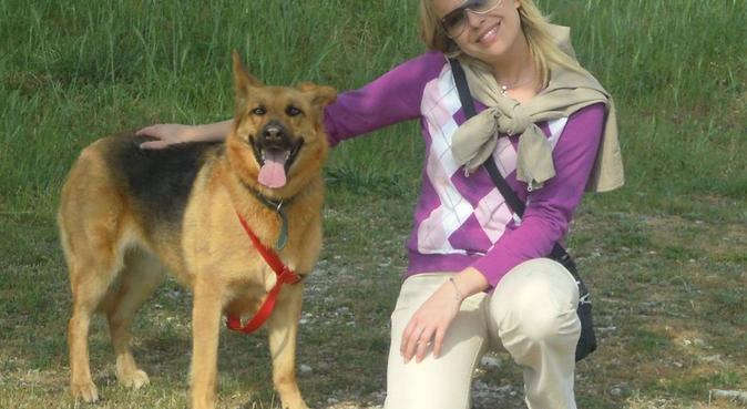La tata delle code felici, dog sitter a Florence