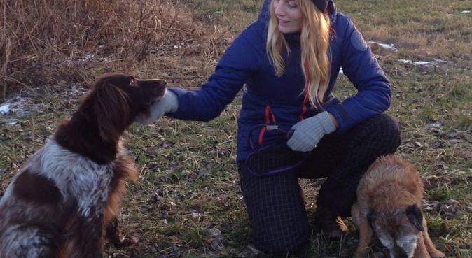 Hundpassning i Luthagen, hundvakt nära Uppsala