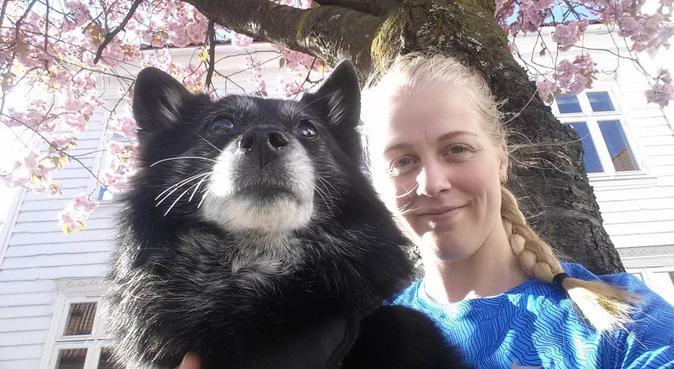 Elsker å gå tur og vil gjerne ha hund med!, hundepassere i Sandefjord