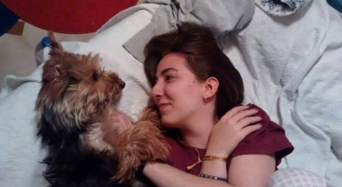 Fille qui va aimer ton animal comme tu l'aimes., dog sitter à Oullins, Francia