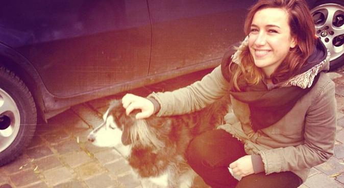 Gezellig frisse neusjes halen in Den Haag, hondenoppas in Den Haag