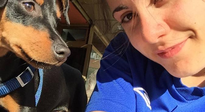 Paseos perrunos para todos!, canguro en A Coruña