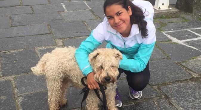 Aktiv jente søker turvenn!, hundepassere i Trondheim, Norge