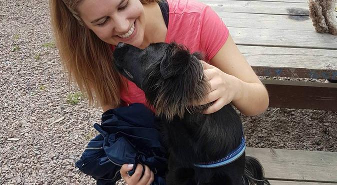 Mysig hundpassning/hundrastning i Johanneberg, hundvakt nära Göteborg
