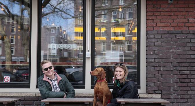 Amsterdam dog sitters, hondenoppas in Amsterdam
