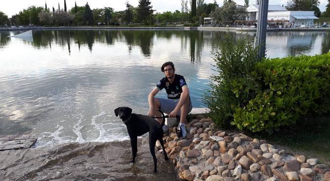 El paseador de tus amigos., canguro en Madrid