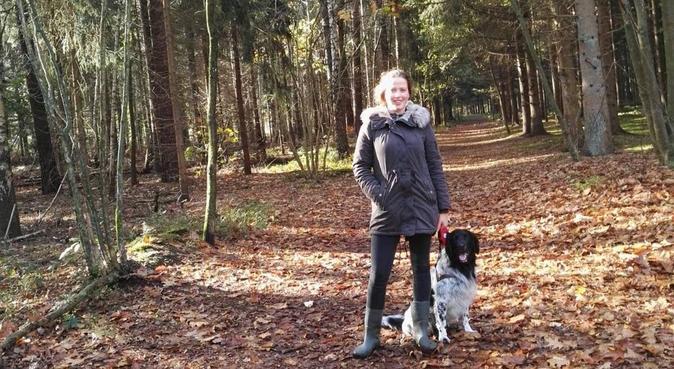 Diergeneeskunde studente met passie voor honden!, hondenoppas in Utrecht