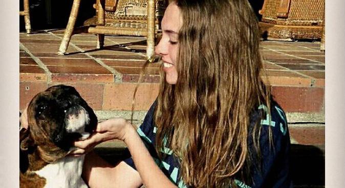 Amante Perruna, canguro en Madrid
