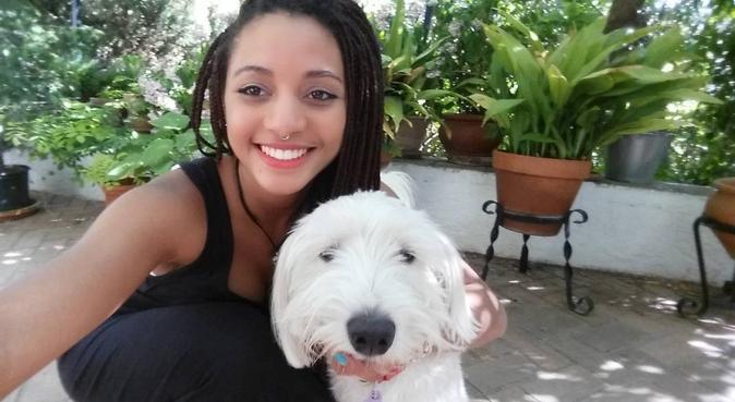 Tus perros seguros con la canguro., canguro en Granada