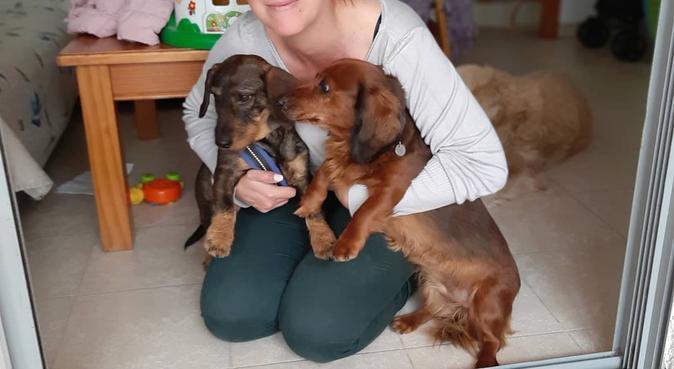 la segunda casa de tu bebé perruno, canguro en Alicante, España