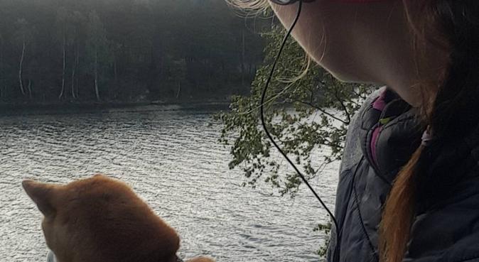 Ut på tur aldri sur, trives godt ute i marka!, hundepassere i OSLO
