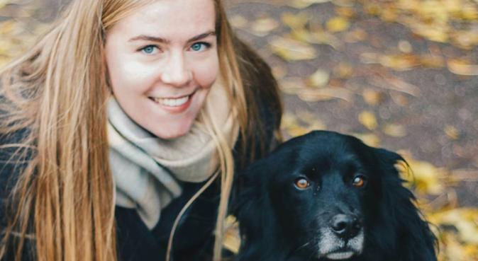Hondenliefhebber die graag wandelt met honden, hondenoppas in Rotterdam