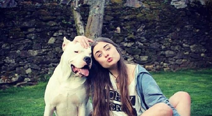 Amante perruna!, canguro en A Coruña